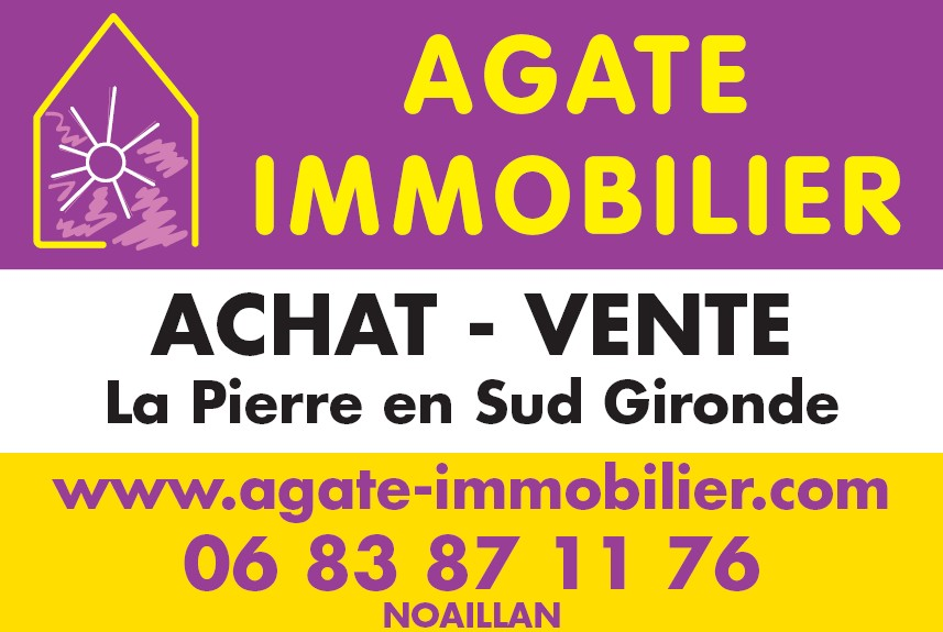 AGATE IMMOBILIER 33210 LANGON
